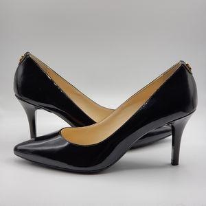 Cole Haan, Grand.os, Black Patent pumps, 7.5B